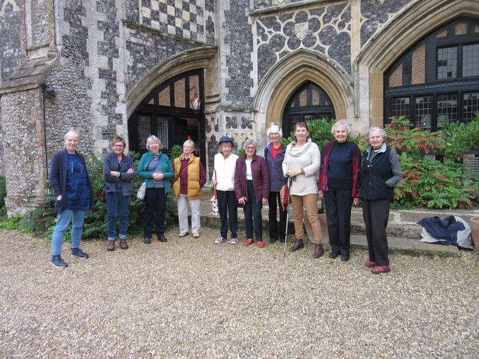 Butley priory 17th oct 17