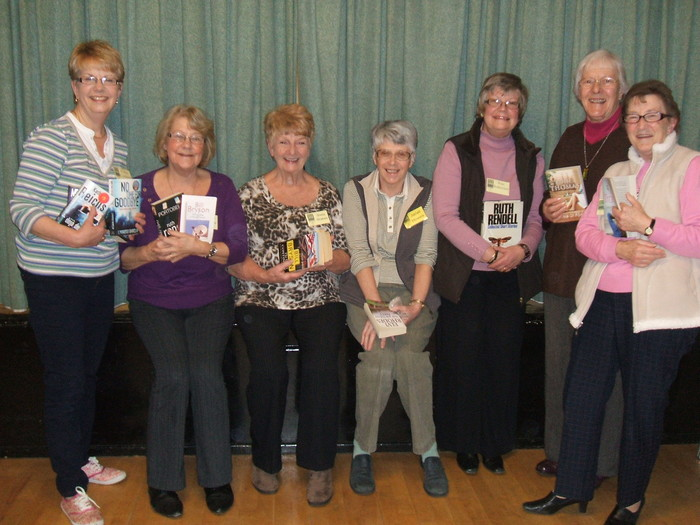 Blundeston flixton book clubgroup 2013