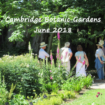Cambridge Botanic Gardens